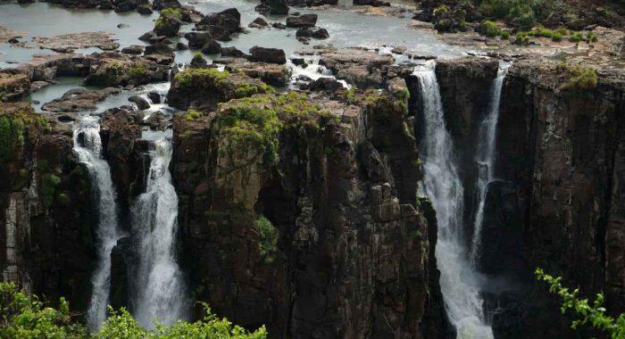 Gletscher, Torres del Paine (Chile) und Iguazú, November 2012