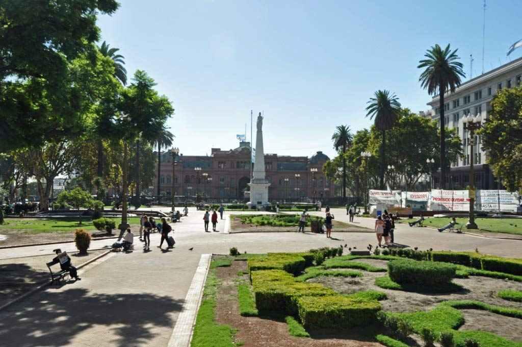 Buenos aires argentinien urlaub nach ihren w nschen mit for Casa jardin hostel buenos aires