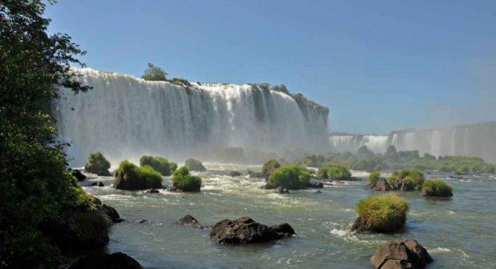 Nordwesten, Iguazú, Brasilien, April 2012