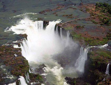 Nordwesten, Iguazú, Halbinsel Valdés und Patagonien, November 2014