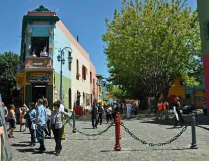 Argentinien Reiseberichte 2012