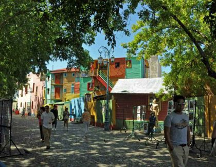 Rundreise, Badeurlaub in Urugay, Buenos Aires , Ende 2015-Februar 2016