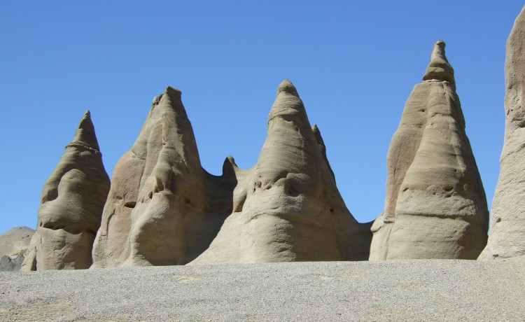 Los Antiguos, Patagonien, Argentinien