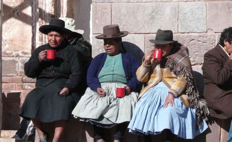 Peru Quechua - Brasilien, Bolivien, Peru und Chile