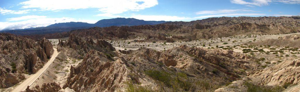 Ruta 40 - Quebrada de las Flechas - Salta