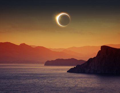 Totale Sonnenfinsternis 2020