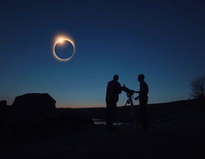 Sonnenfinsternis in Argentinien 2020 – Start in Buenos Aires